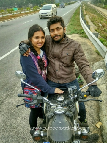 Our Backpack Tales - Neethu & Athul