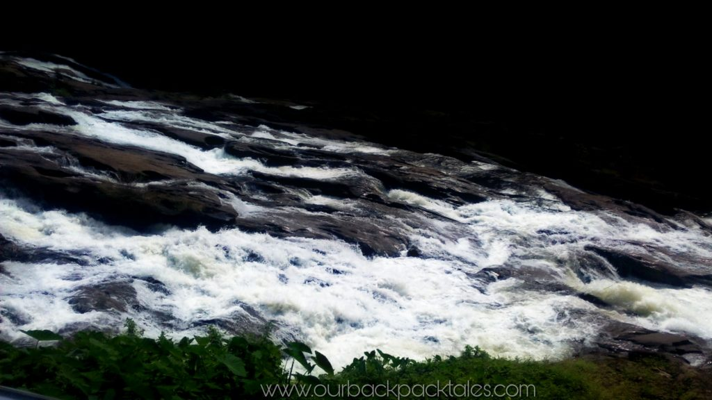 Vazhachal falls Top places near athirapally waterfalls by our backpack tales 1