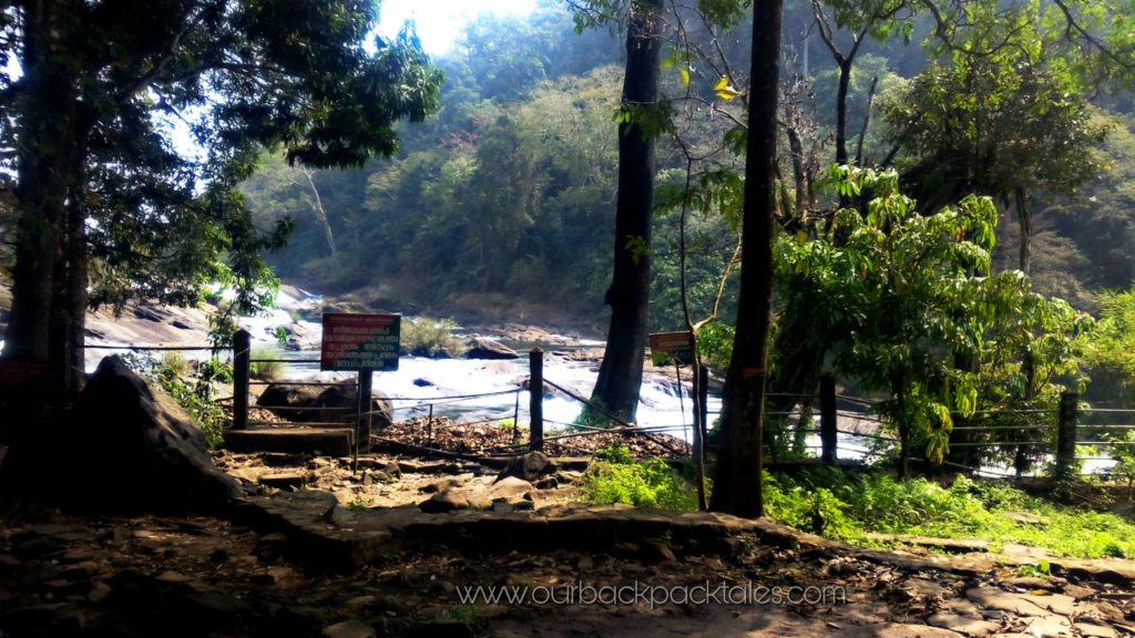 Vazhachal waterfalls Top places near athirapally waterfalls by our backpack tales 2